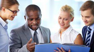 profissionais de gestão de pessoas