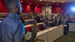 Palestras sobre gestão de pessoas