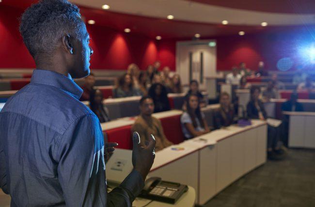 Palestras sobre gestão de pessoas: os 5 melhores TED Talks